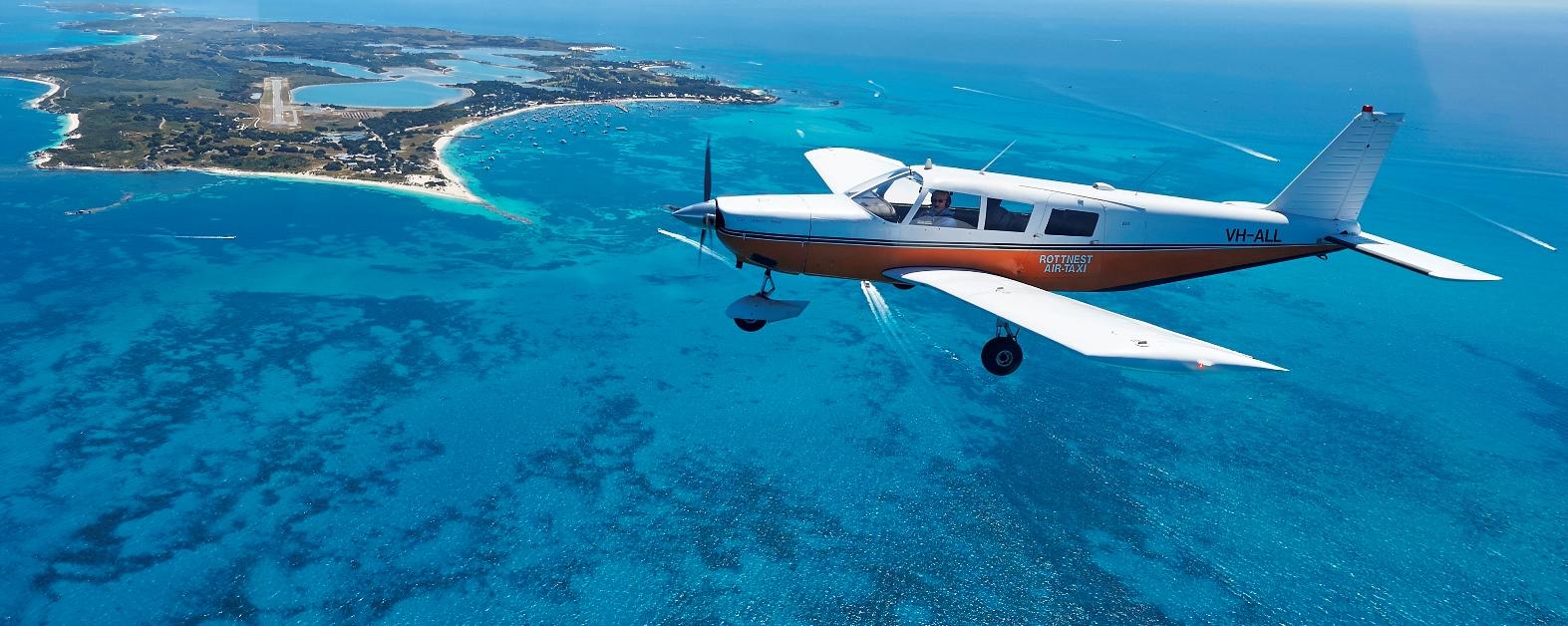 Rottnest Scenic Flight